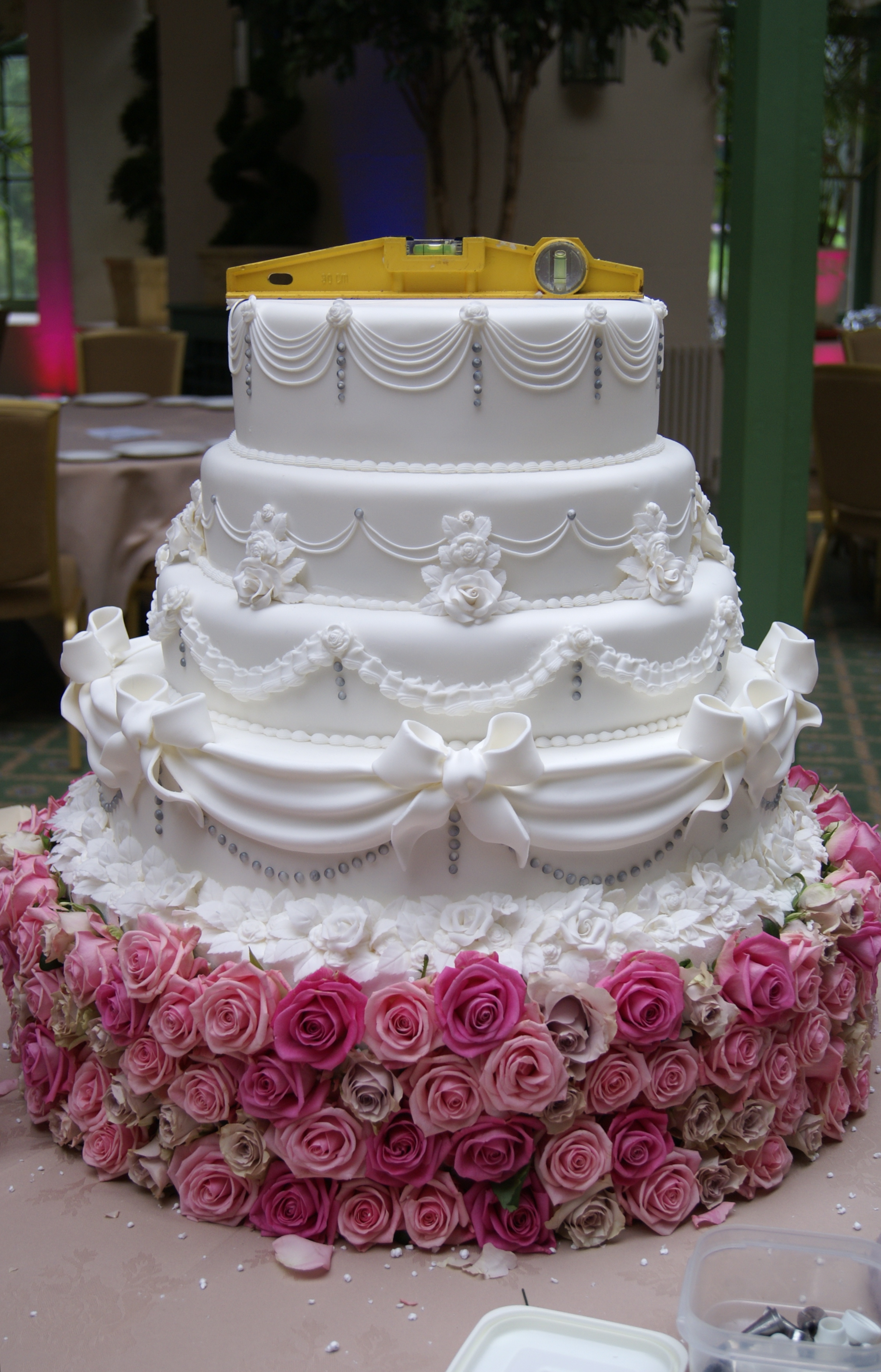African Wedding Cake At Wynyard Hall Hall Of Cakes